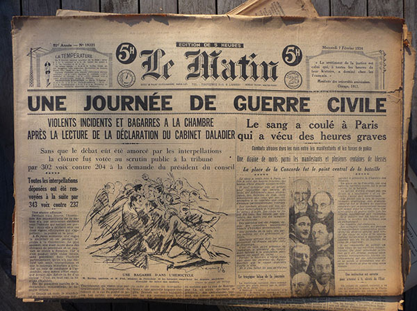 lematin7fevrier1934