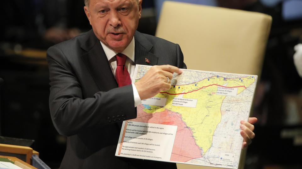 ErdoganNoordSyrie